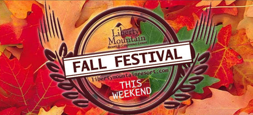 Fall Festival and Sale This Weekend at Liberty Mountain