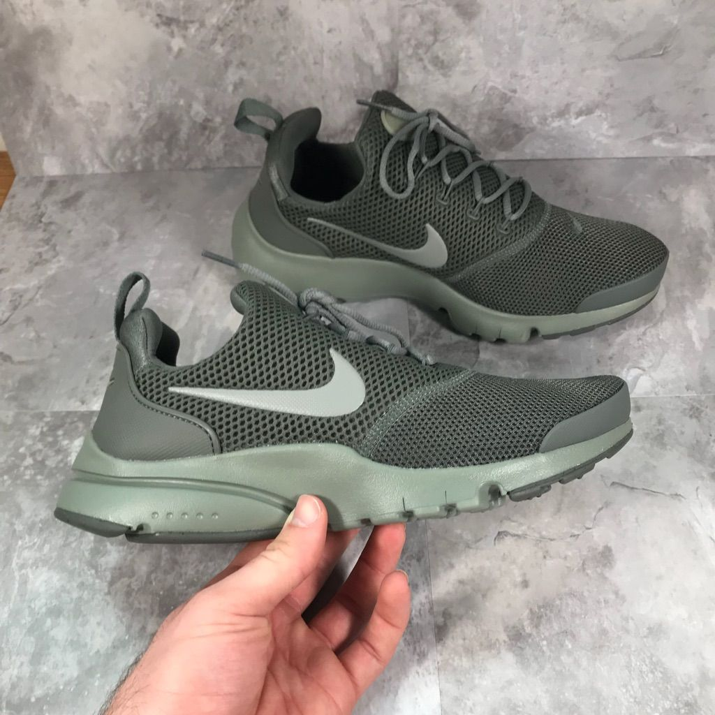 new product f2736 74bc0 Nike Shoes | Nike Presto Fly | Color: Green | Size: 8.5 ...