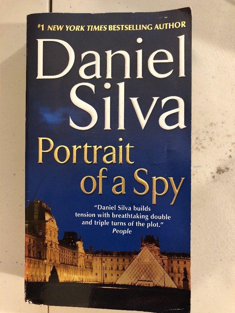 Gabriel Allon Portrait of a Spy by Daniel Silva