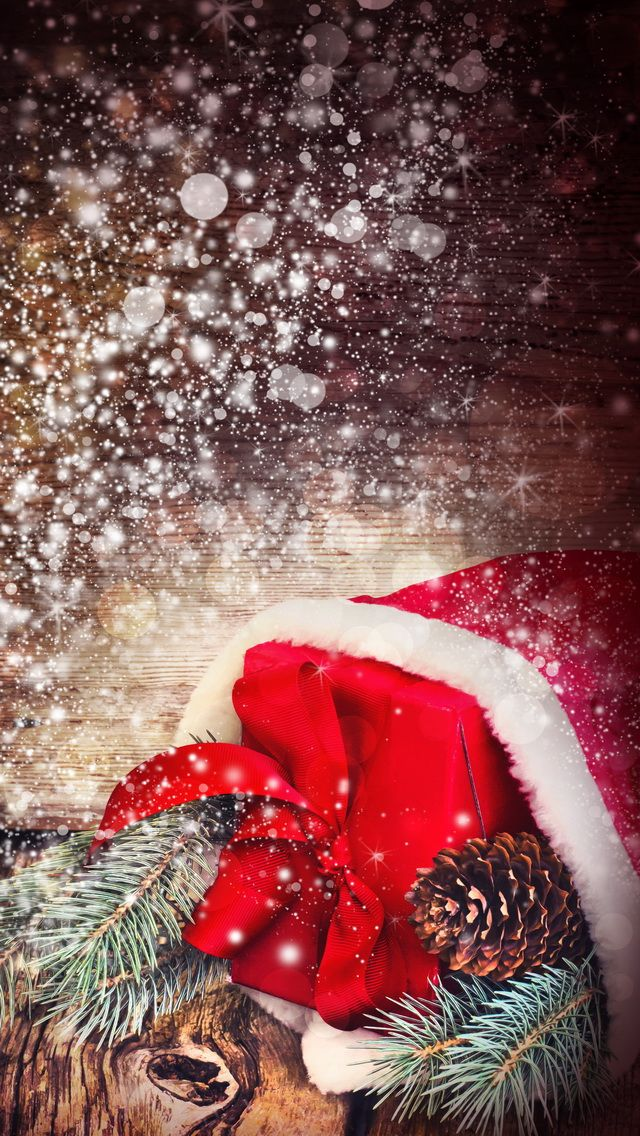 Tap image for more Christmas iPhone Wallpapers! Christmas ...