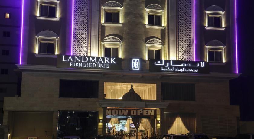 حجز في أجنحة لاندمارك الأمير سلطان أجنحة لاندمارك الأمير سلطان مقابل مركز سلمى و مستشفى الزهرة الزهراء جد ة المملكة ا International Hotels Hotel Landmark