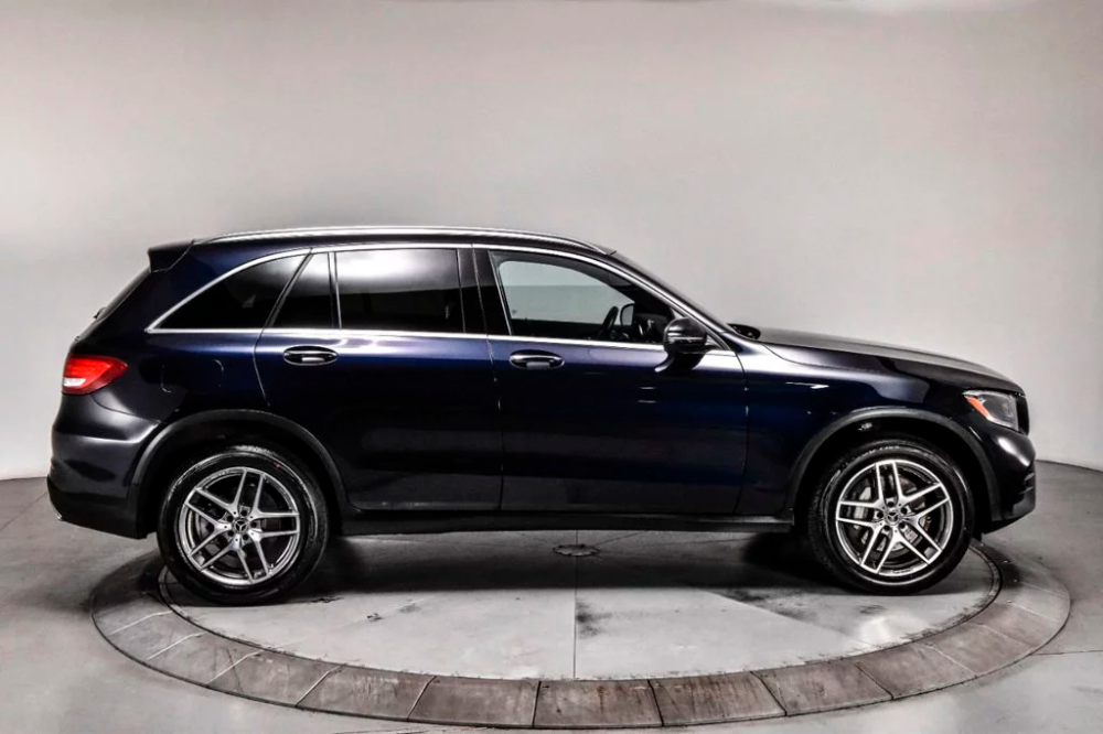 2017 Used MercedesBenz GLC GLC 300 4MATIC SUV at Elliott