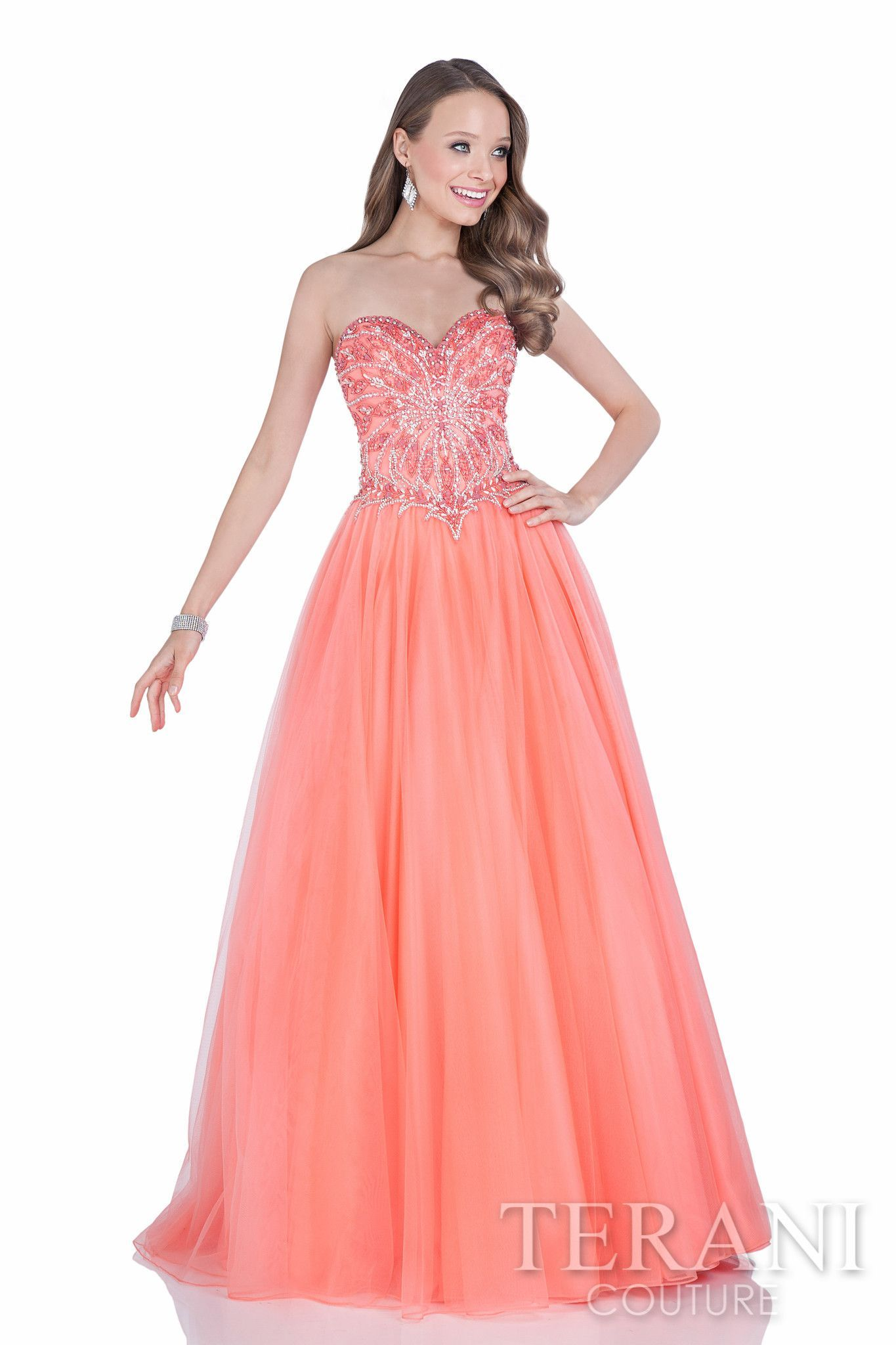 Terani couture p prom ideas pinterest couture prom