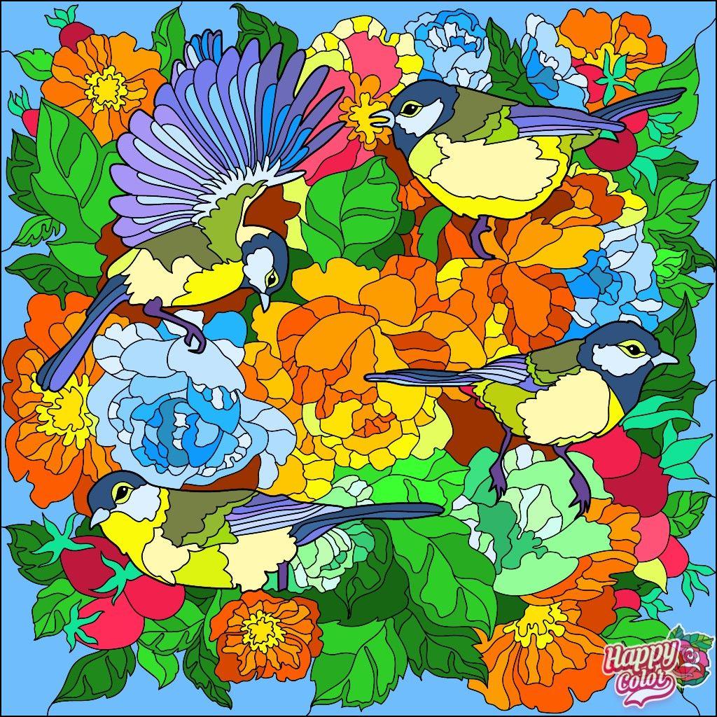 Pin Van Joy Riddle Op Risovanie Po Cifram Afbeeldingen Kleuren