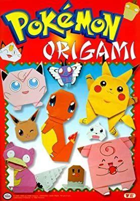 Photo of Pokemon Origami, Volume 1
