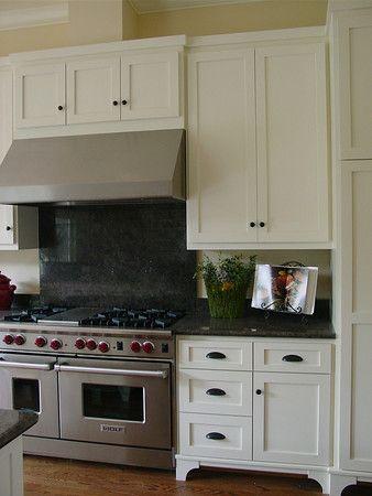Full Overlay Shaker Style Cabinets