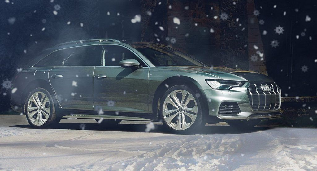 2020 Audi A6 Allroad Lands In The U S With A 65900 Price Tag Audi Has Announced The Pricing Details Of The New 2020 A6 Allroa Audi A6 Allroad Audi A6 Audi