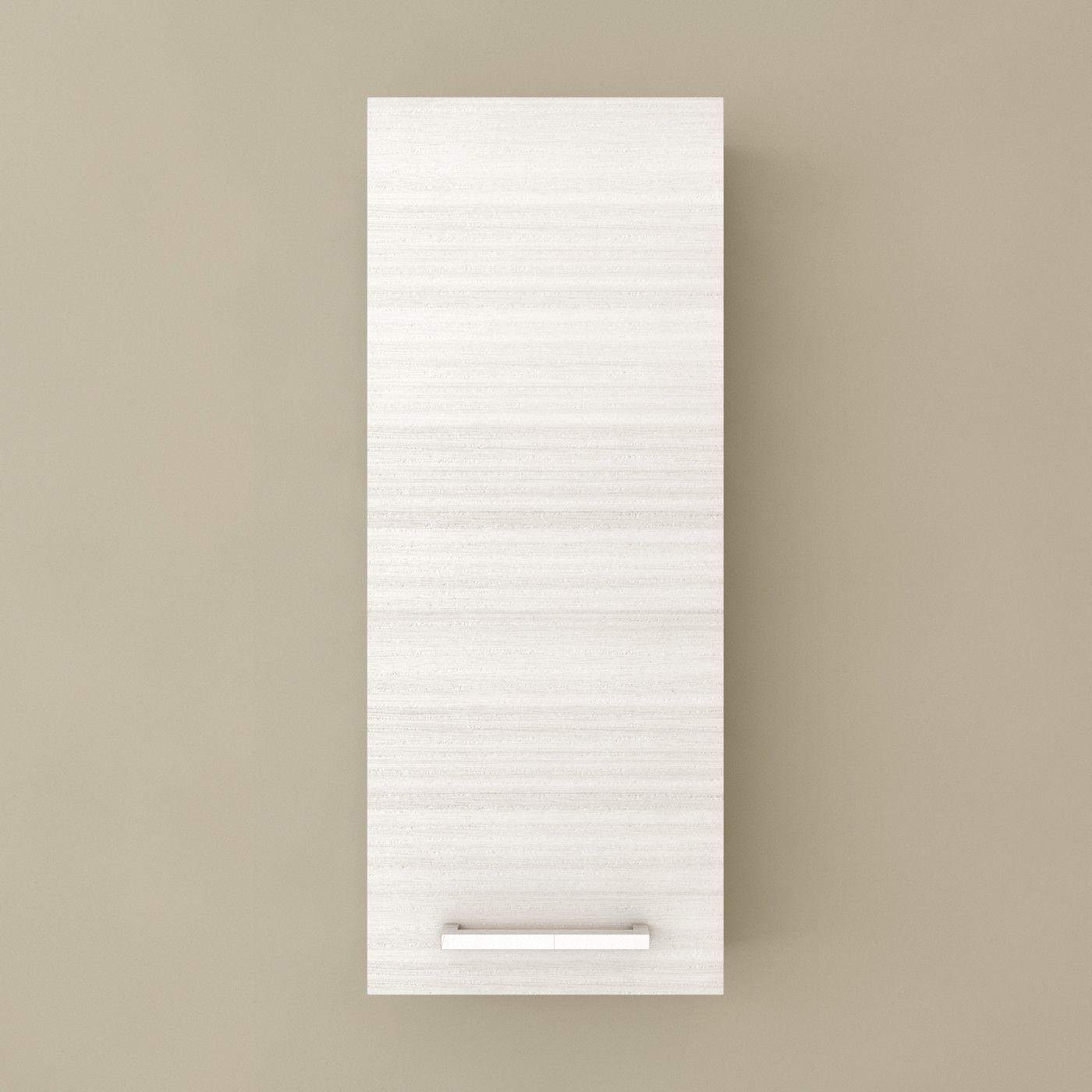 "Cutler Kitchen & Bath Silhouette 11.5"" x 30.75"" Wall Mounted Cabinet & Reviews | Wayfair"