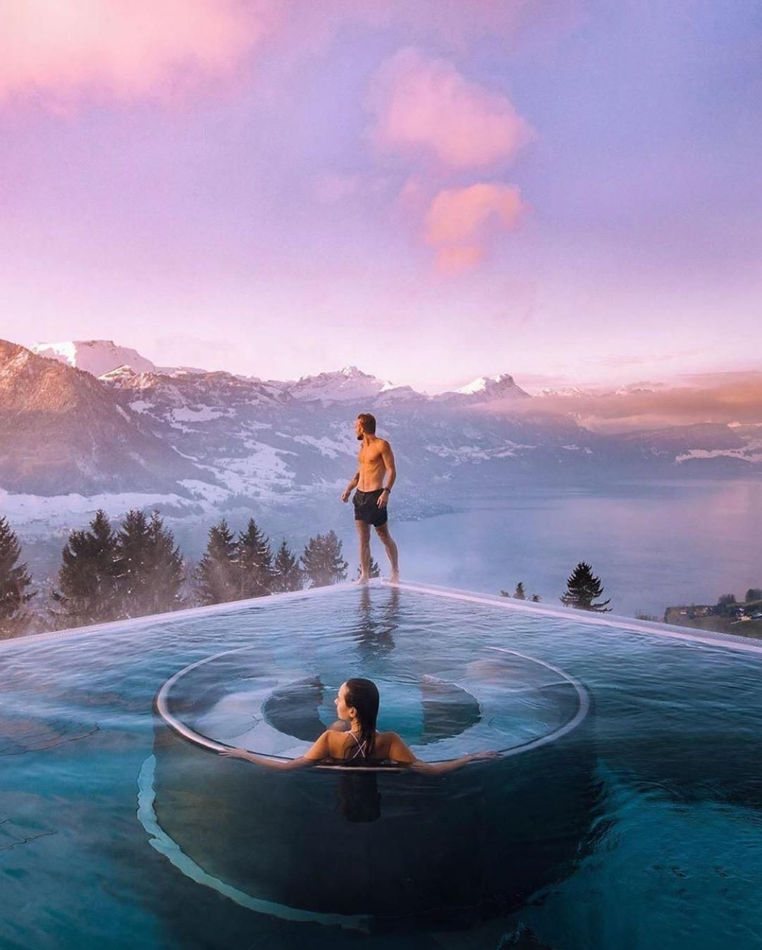 Best Hotel In Switzerland With Infinity Pool Villa Honegg Switzerland In 2020 Hotel Villa Honegg Villa Honegg Couples Vacation Pictures