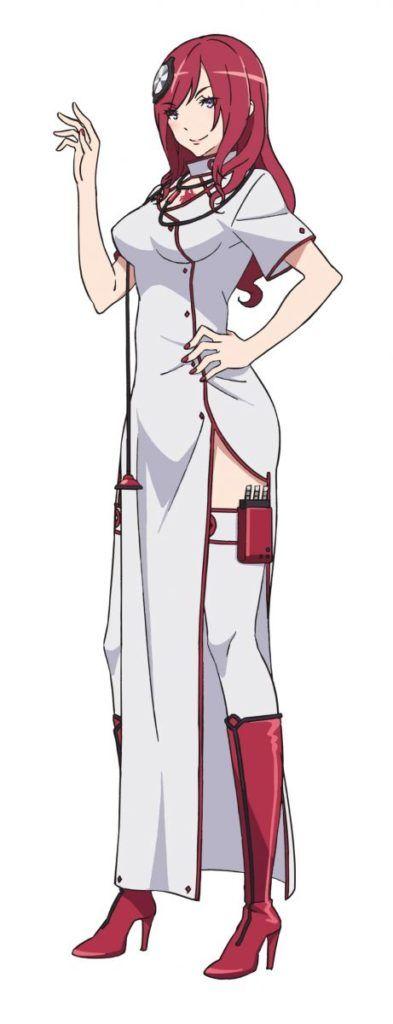 Reone Va Yuriko Yamaguchi From Anime Conception Spike Chunsoft