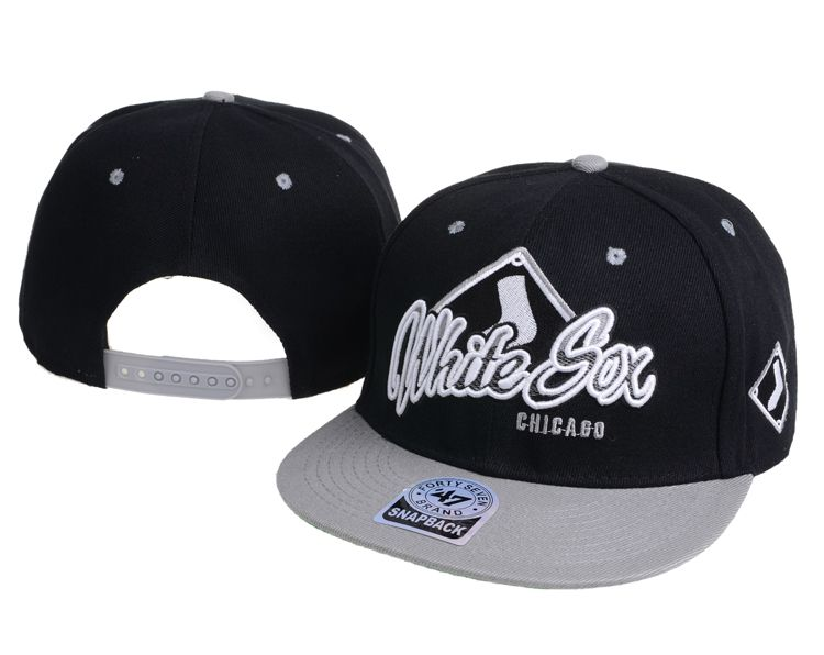 Forty Seven 47 Brand MLB Chicago White Sox Hat Cap 0666  710a6afdd36