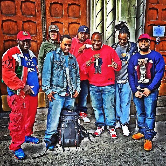 b6eb16259 Rlpc meets Lo team Hip Hop Fashion