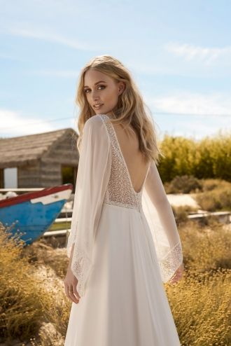 Rembo Styling – Sophisticated Bohemian Bridal Style for 2018