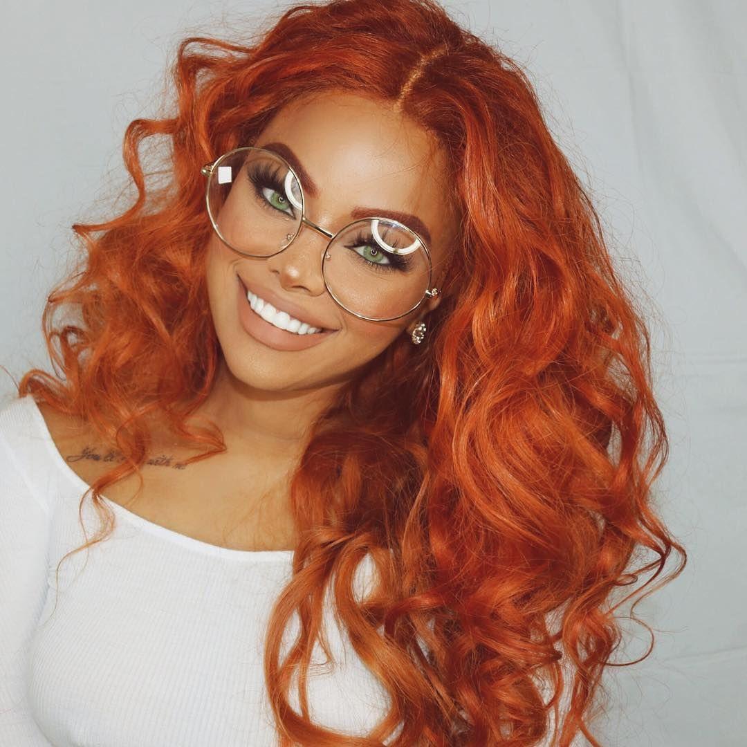 Photo of Woooo ~ este color de cabello en llamas #repost #hairinspiration #haircolor #hairfashio …