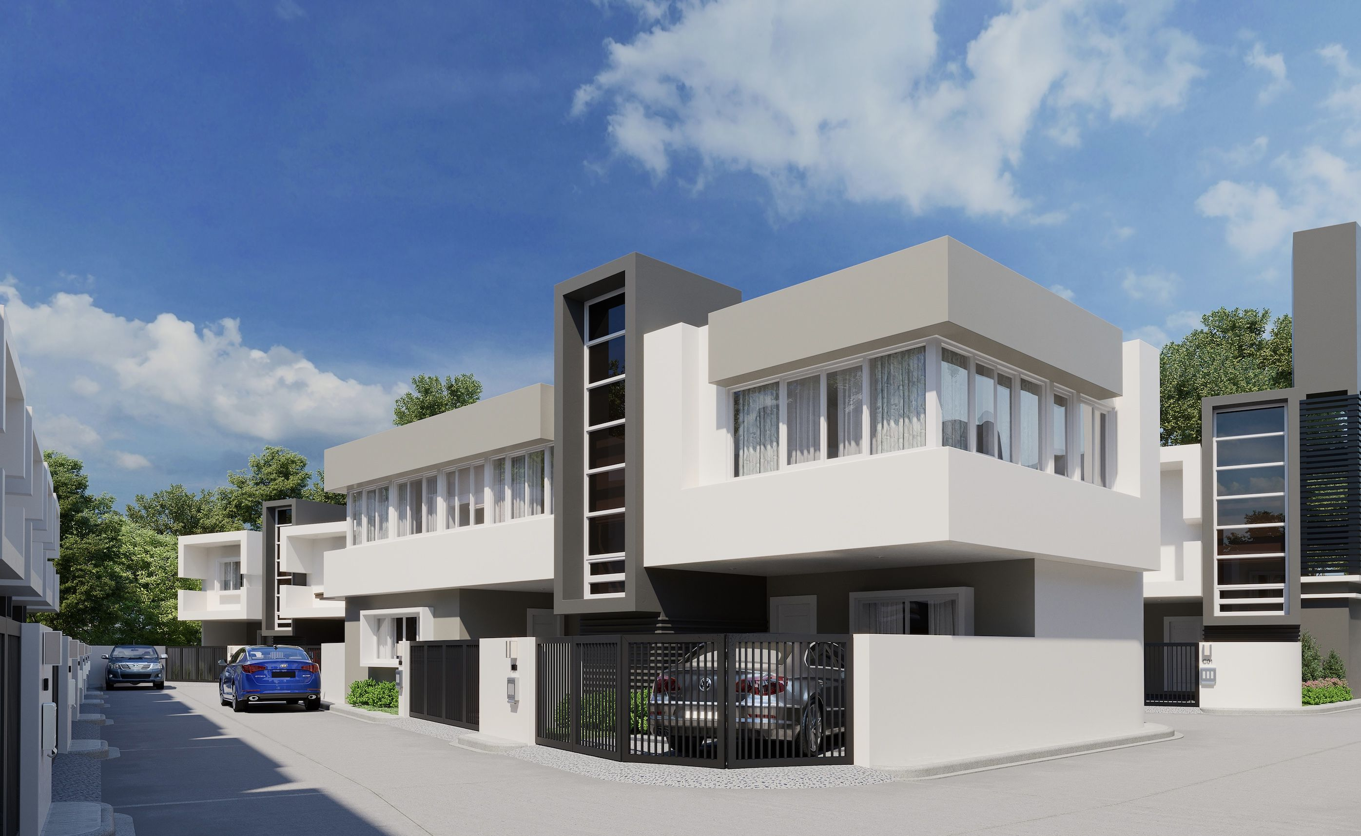 MPH Realty Cebu » 318 East Overlook 2 Storey Townhouse