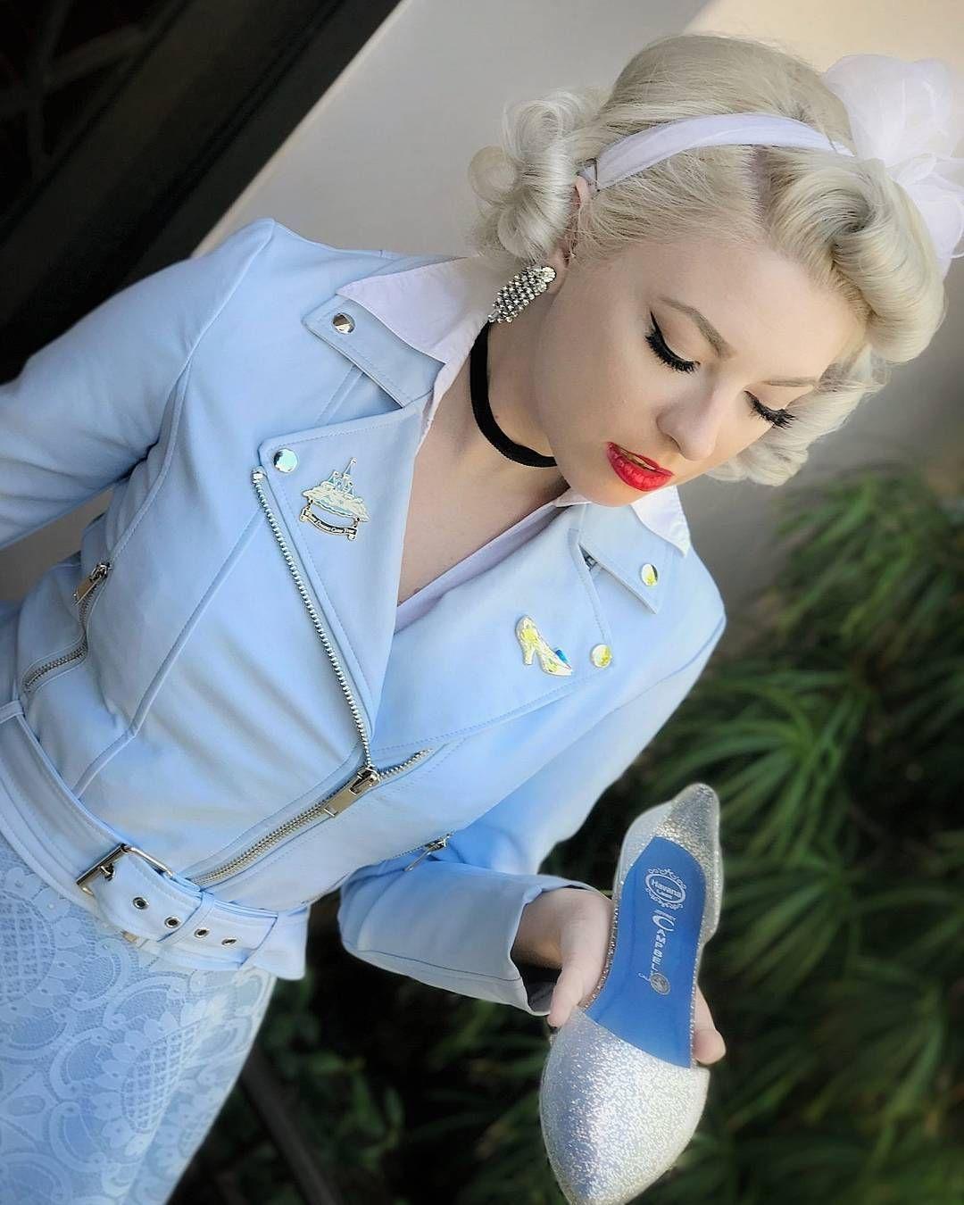 Cinderella Rockabilly Dapper Disneybound Dolewhipdame