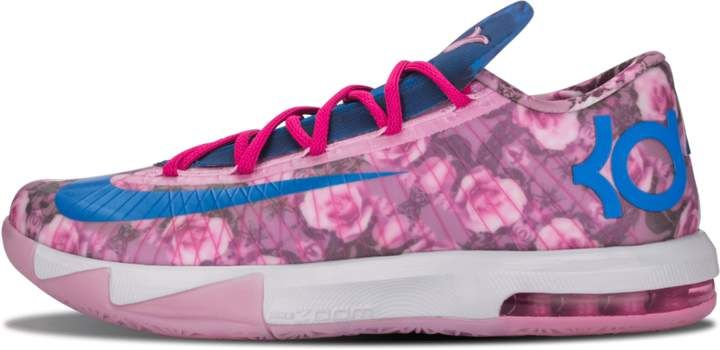 87bed1c8780 Nike KD 6 Supreme Light Arctic Pink Photo Blue  Aunt Pearl ...