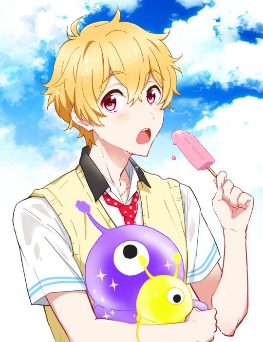 HAZUKI LOVE SHRINE | Free anime, Anime, Anime guys