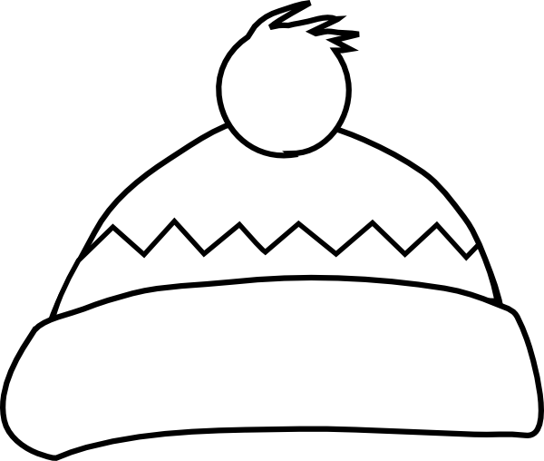 Ice Clipart Hat 5