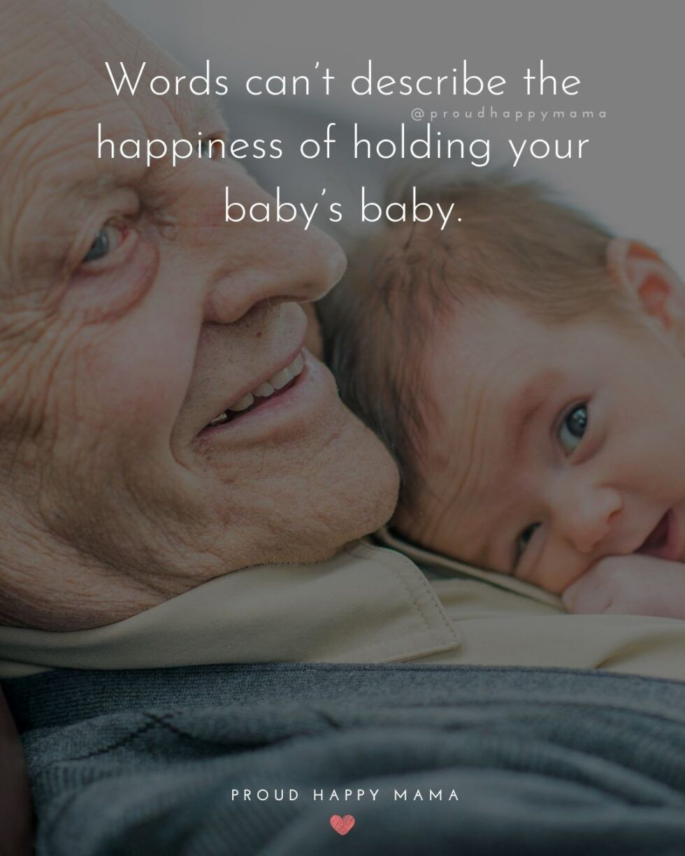 40+ BEST I Love My Grandchildren Quotes And Sayings [With Images]
