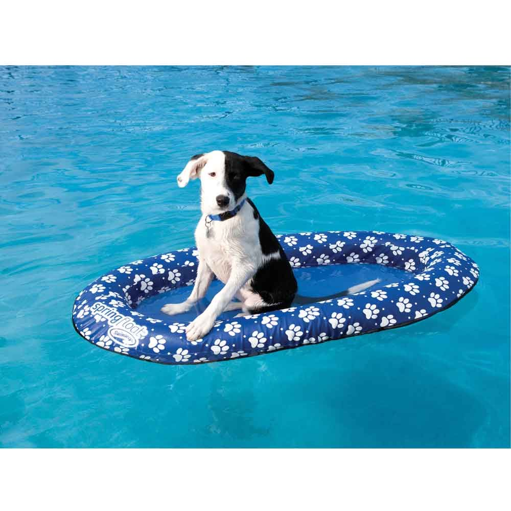 Paddle Paws Pet Float, For Dogs Up To 64 lbs Dog pool