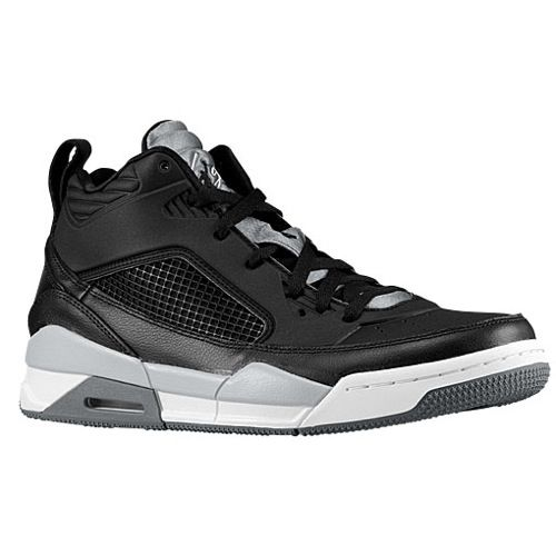 Now Buy Jordan Flight - Mens Black White Cool Grey Wolf Grey Black White  Cool Grey Wolf Grey Save Up From Outlet Store at Airhuarache.