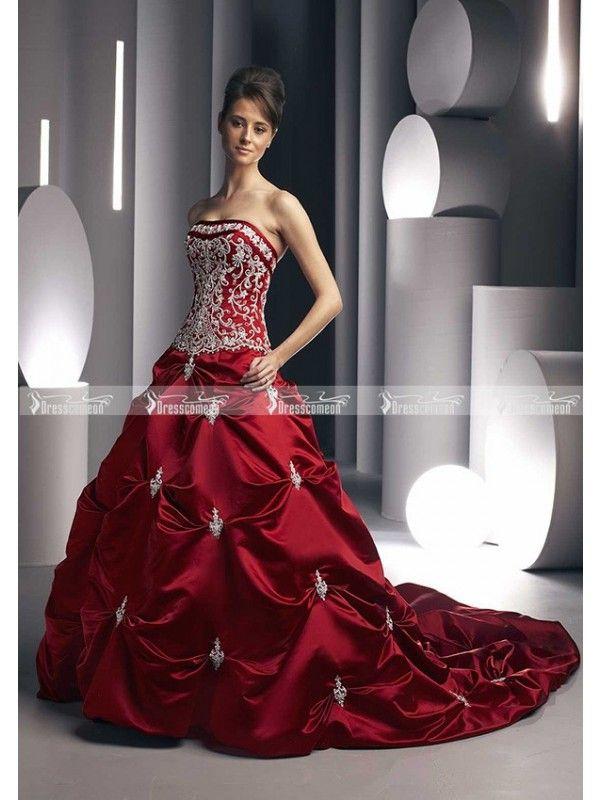 http://www.dressescomeon.com/ball-gown-strapless-chapel-train-embroidery-bodice-bubble-skirt-satin-wedding-dress.html