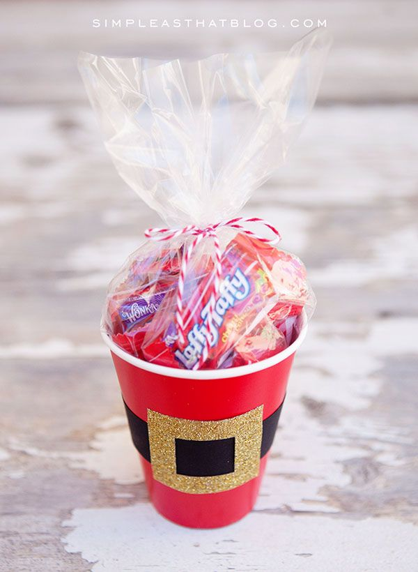 35 Adorable Christmas Party Favors Ideas \u2013 All About Christmas