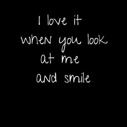 Quotes Cute For Him Smile 50 Super Ideas #quotes