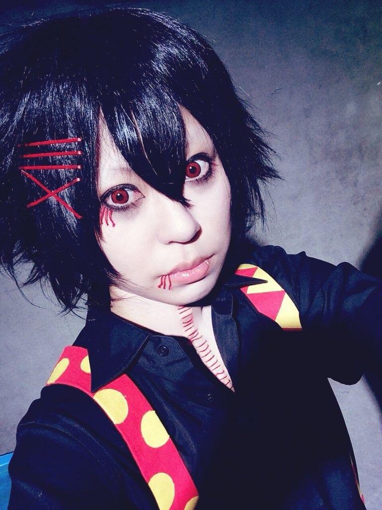 Juuzou Suzuya Black Haired Cosplay Daraensuzu