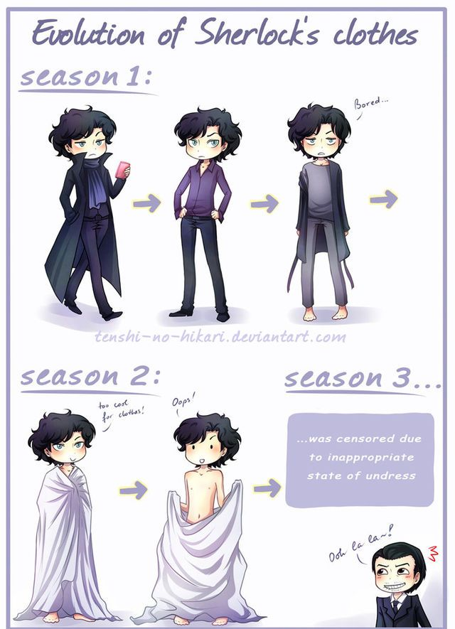 What Sherlock Character Are You?