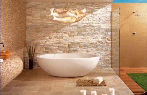 Soft Sand Colored Tiling Beige Badkamer Design Badkamer Tegels