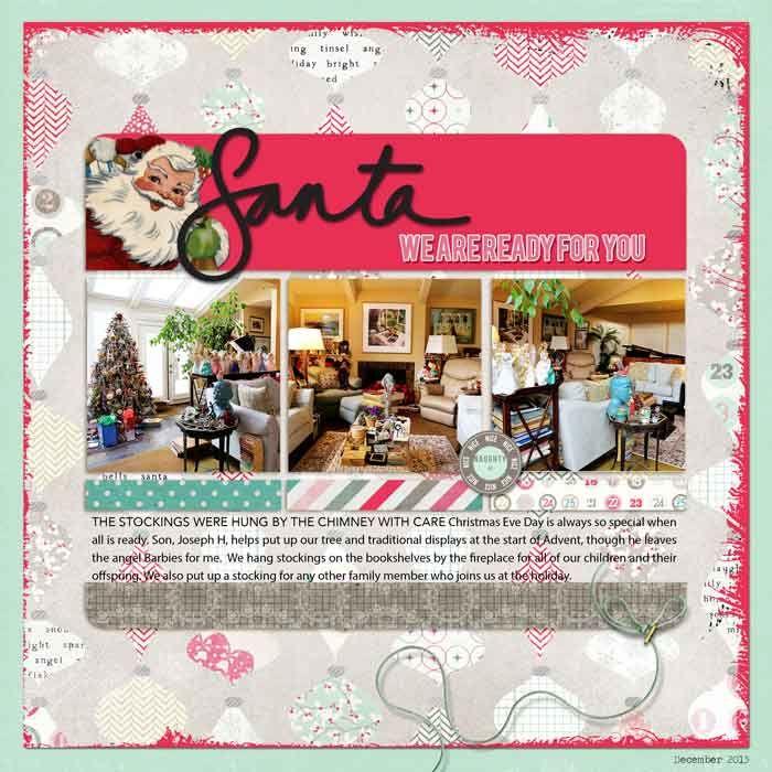 santa - Community Layouts - Gallery - Get It Scrapped