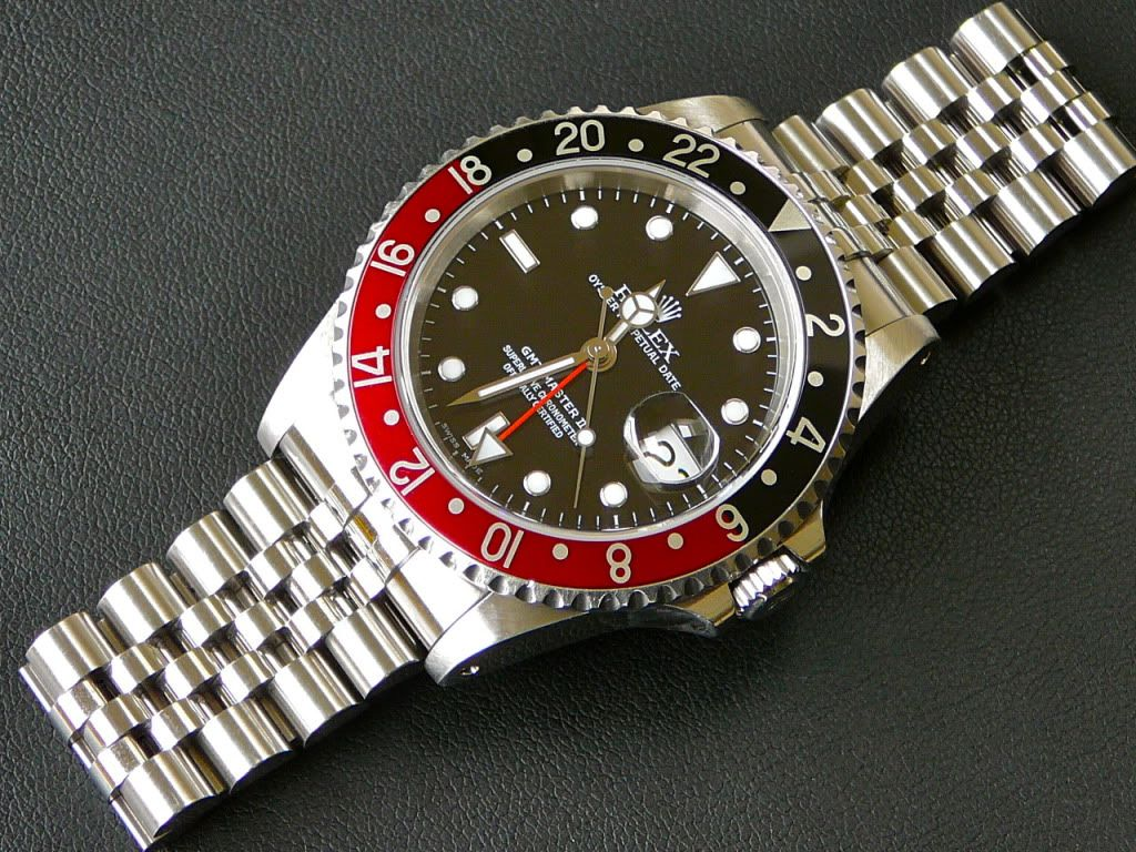 Let's See Your GMT-Master on a Jubilee Bracelet - Rolex ...