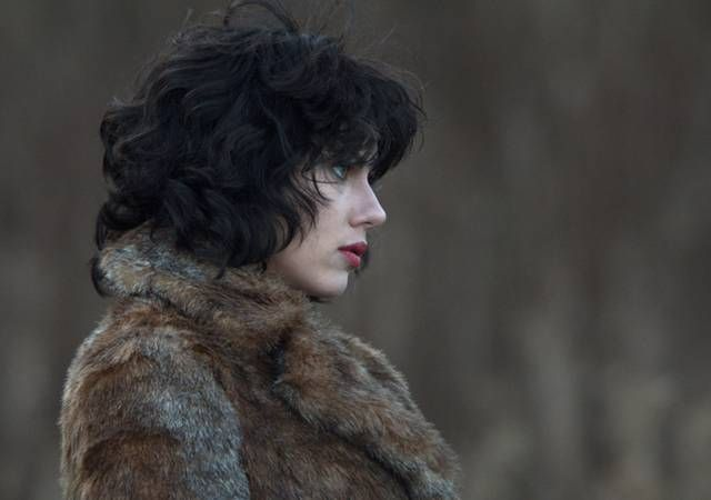 scarlett johansson under the skin movie photos | Under The Skin Scarlett Johansson Foto Dal Film 09