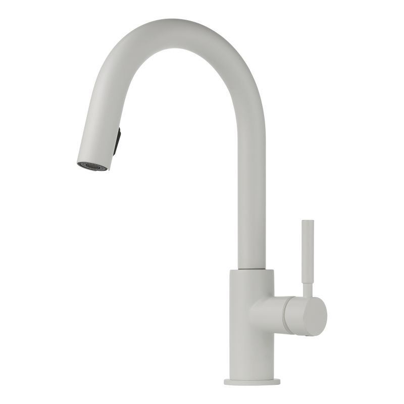 Brizo 63020LF Solna Pull-Down Kitchen Faucet with Hidden Magnetic ...