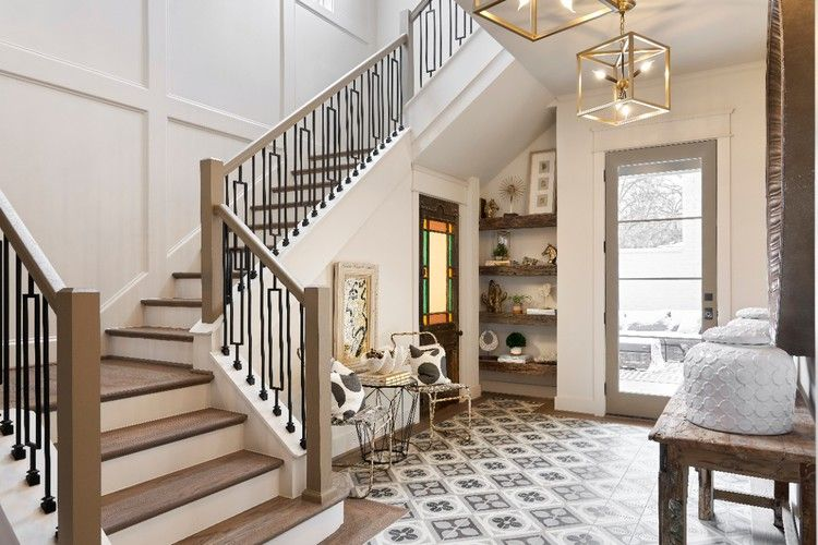 20 Stunning Stairway Decor Ideas for Every Style — HGTV