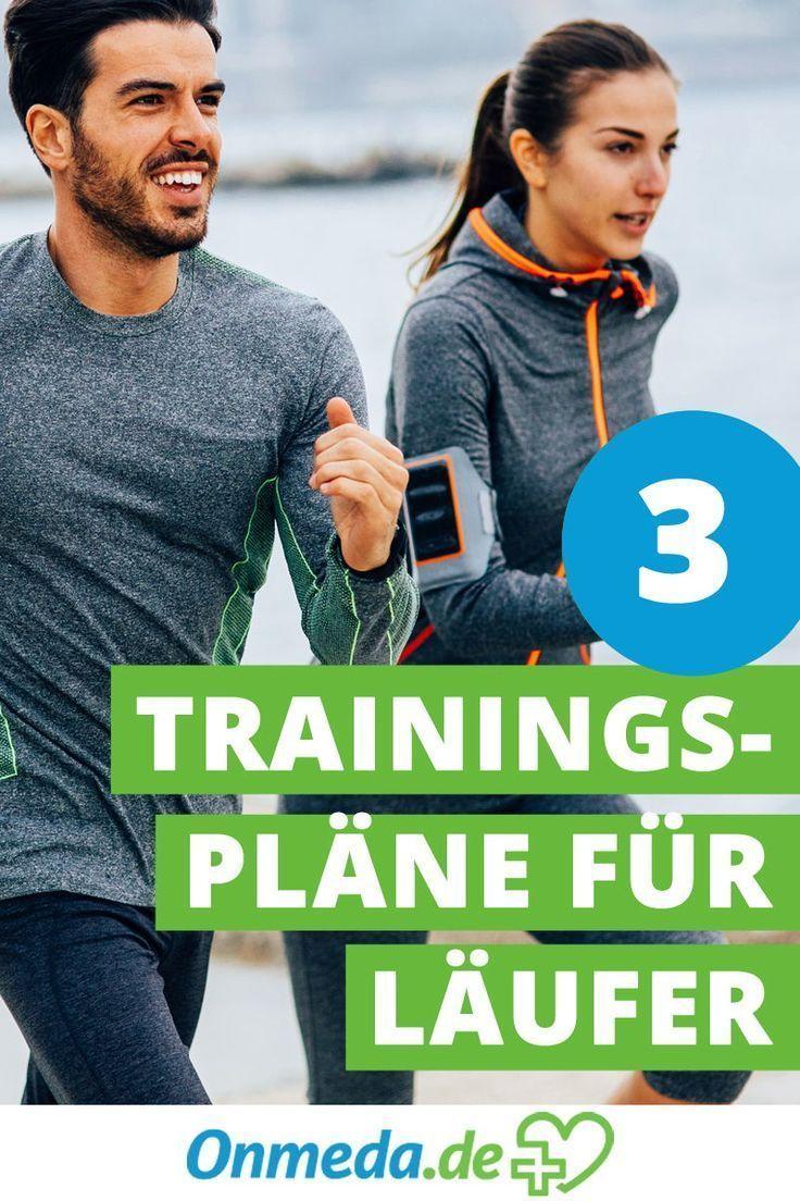 Ob Anfänger oder Fortgeschrittener: Hier findest du den richtigen Trainingsplan für dein Joggingprog...