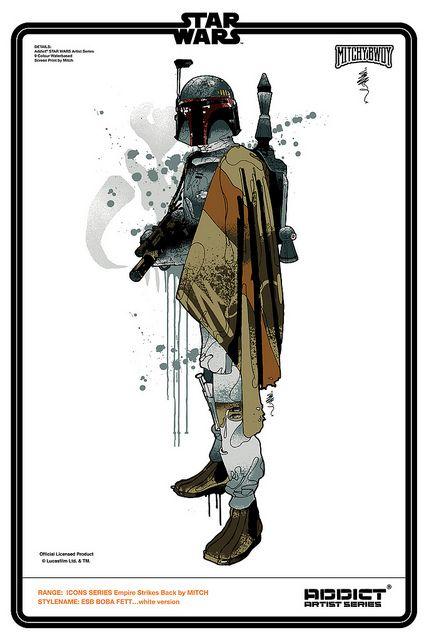 Star Wars™ / Addict®  All new 'Empire Strikes Back' designs.