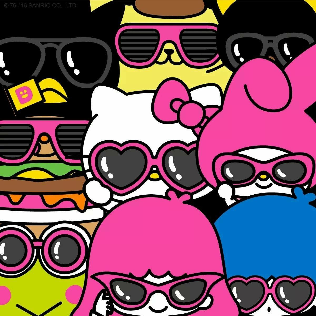 a1b760af89720a Summer days call for a nice pair of shades... Happy National Sunglasses Day  · Hello KittyPersonnages De SanrioApple WatchLunettes De SoleilJours ...