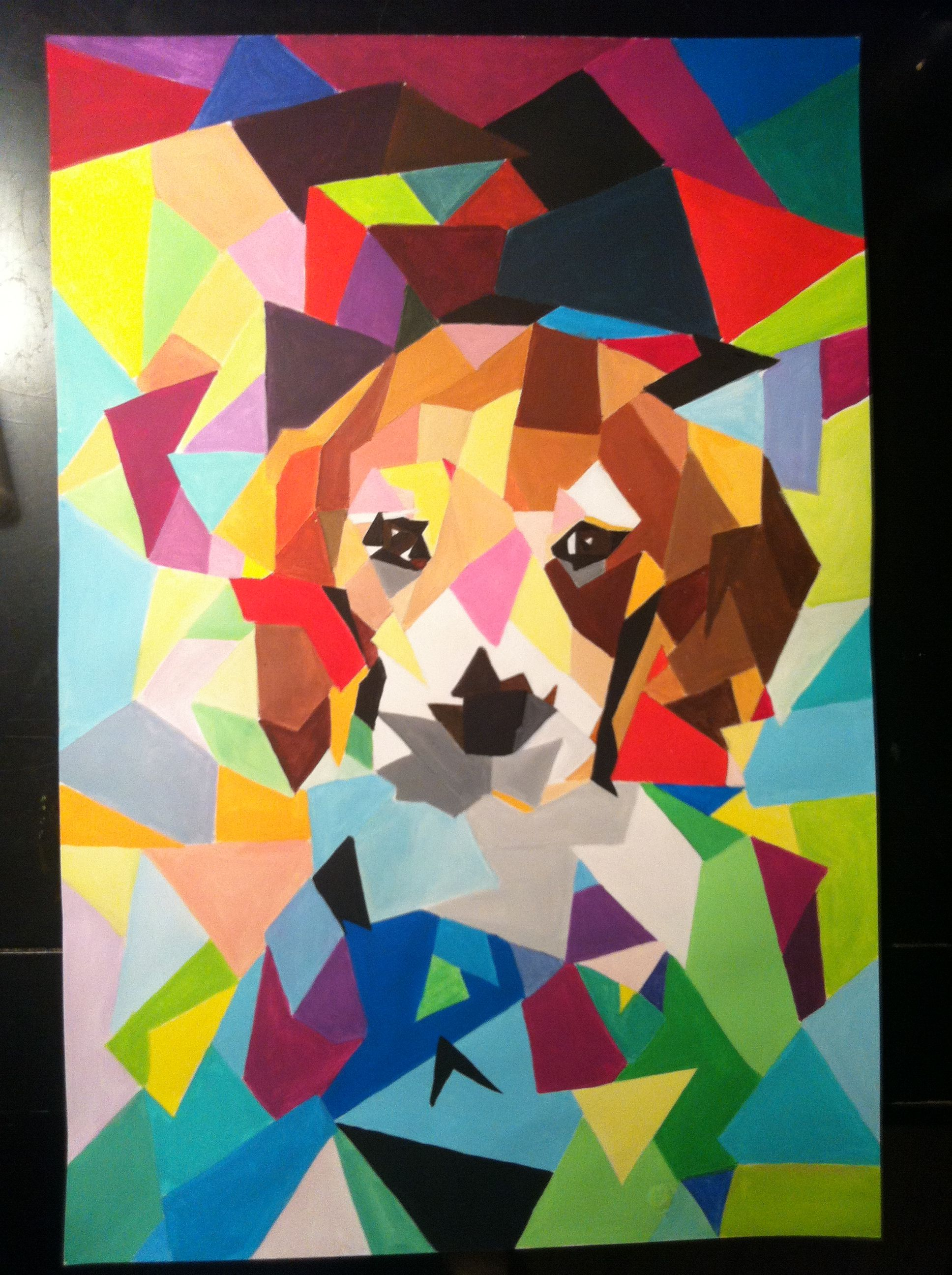 Cubism | Art Movements (Art Project Examples) | Pinterest