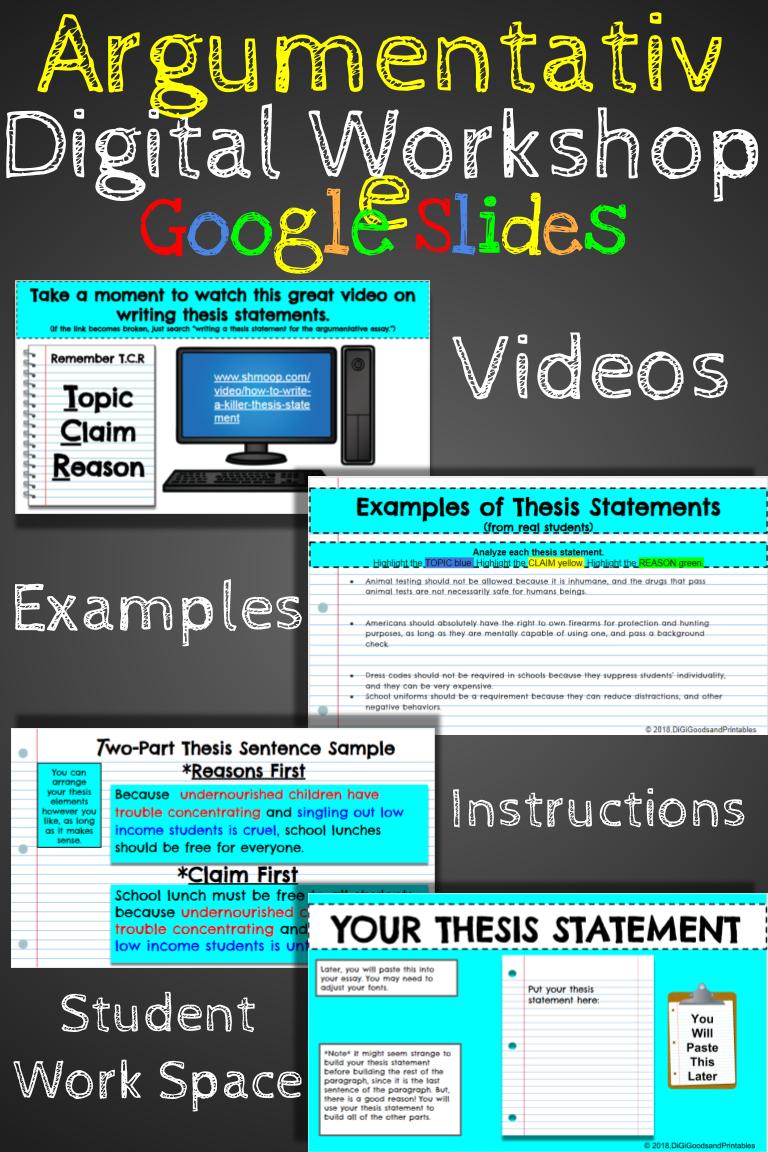 random thesis generator