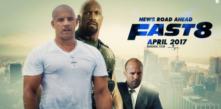 Hızlı Ve öfkeli 8 Filmi Fragman Full Hd Fast And Furious 8 Trailer