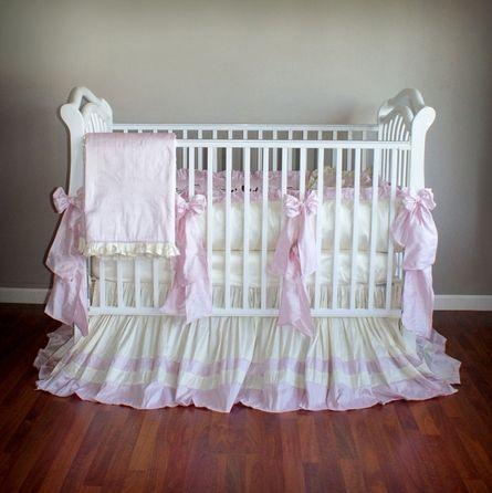 Ava Crib Linens