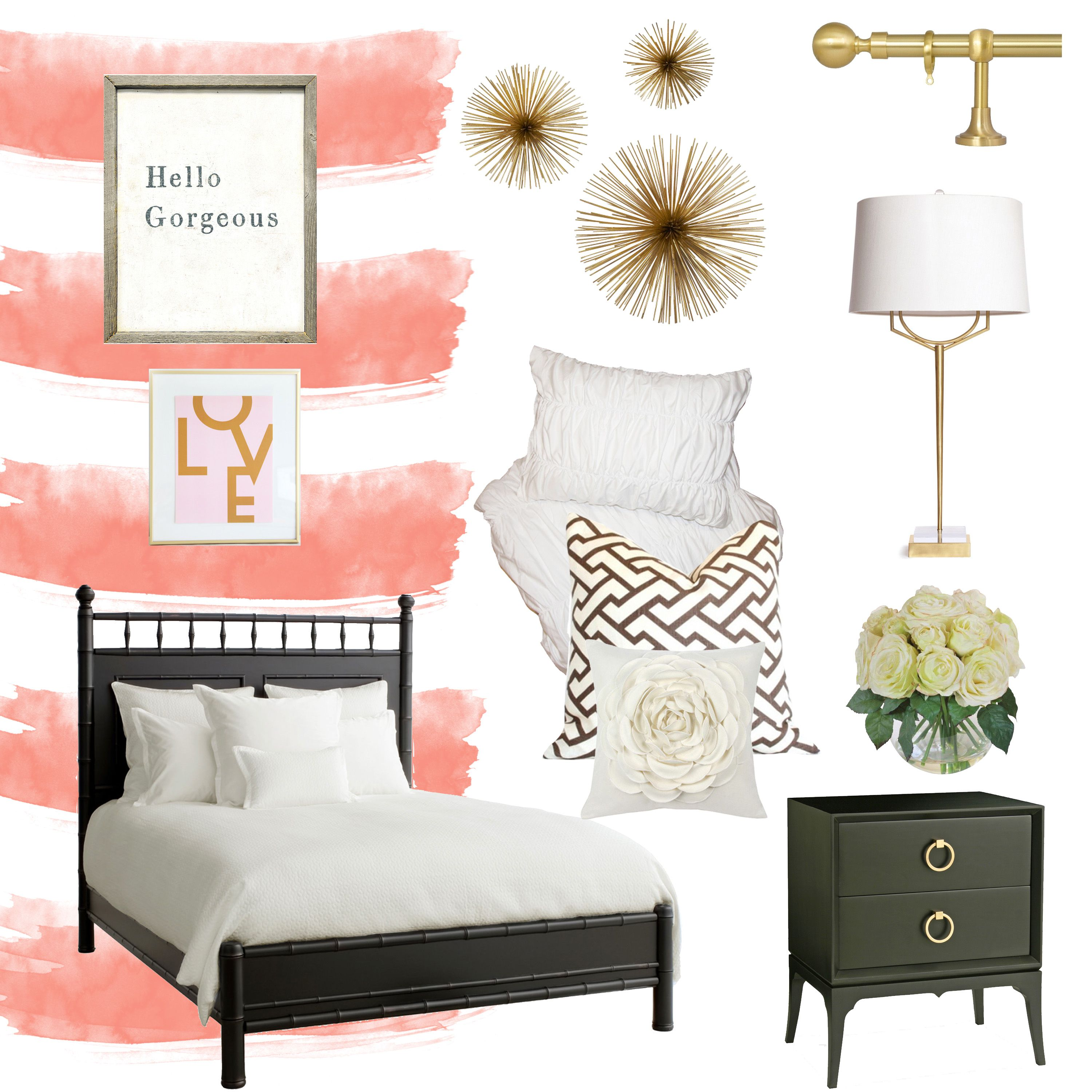 day table pinterest home set university bedroom dorm gold within in my valentine at samford artistic pink and s divine