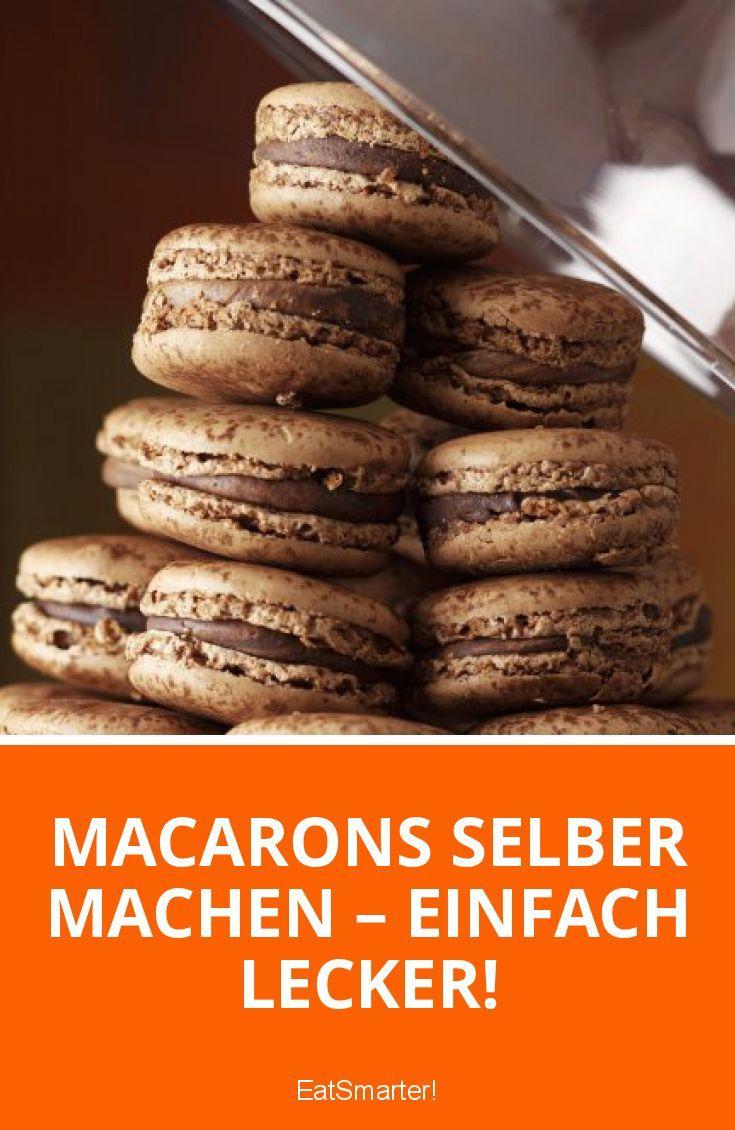 macarons selber machen einfach lecker do it yourself tutorials pinterest. Black Bedroom Furniture Sets. Home Design Ideas