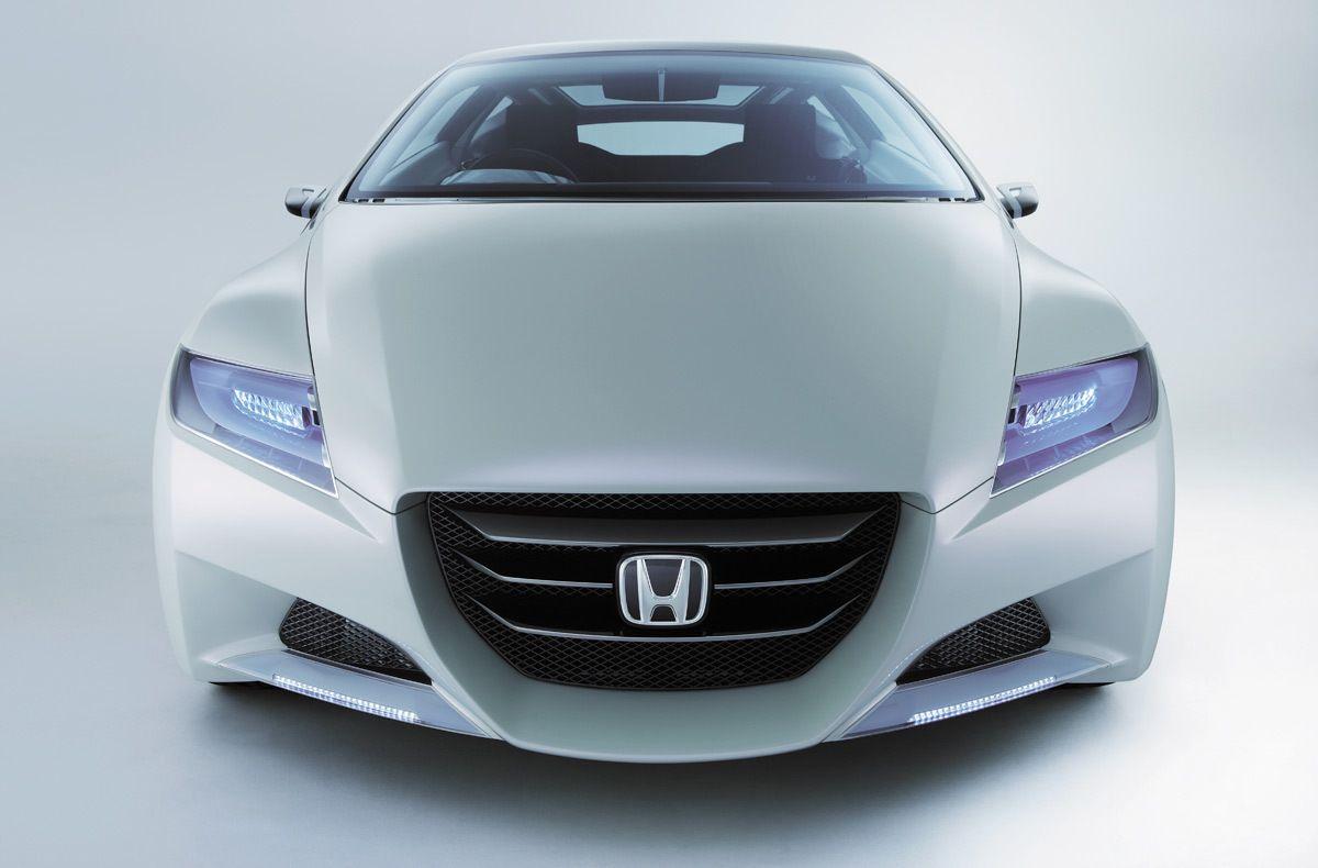 CRZ Concept Car Honda Concepts Pinterest Honda Car - Best honda cars