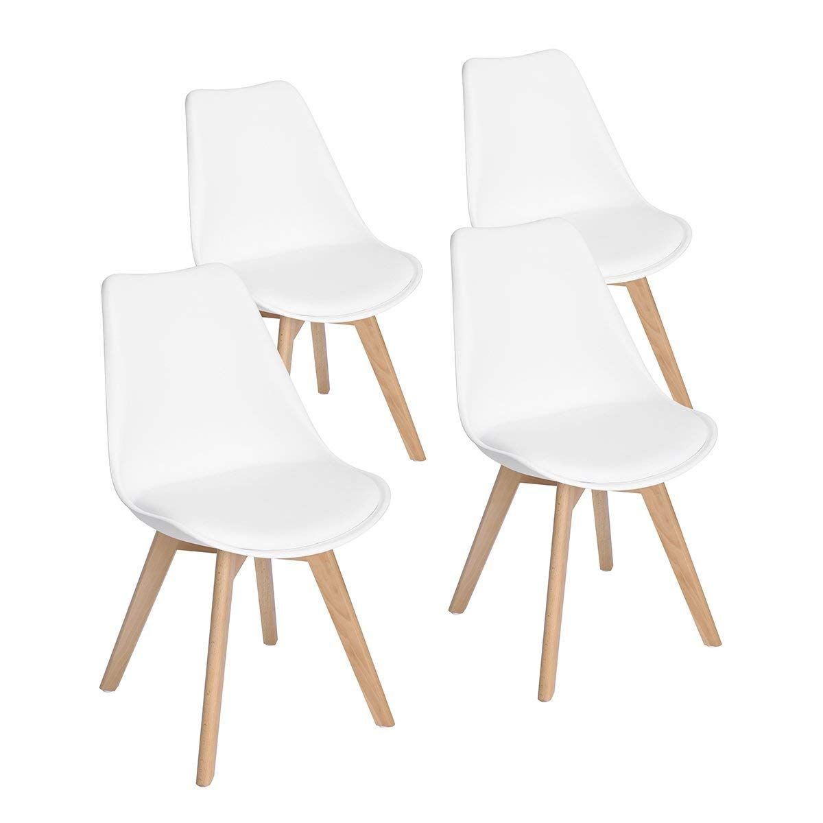 Super Set Of 4 Modern Accent Side Dining Chair Kitchen Chairs Pabps2019 Chair Design Images Pabps2019Com