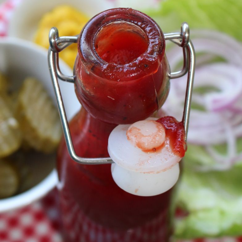Nightshade-free Ketchup