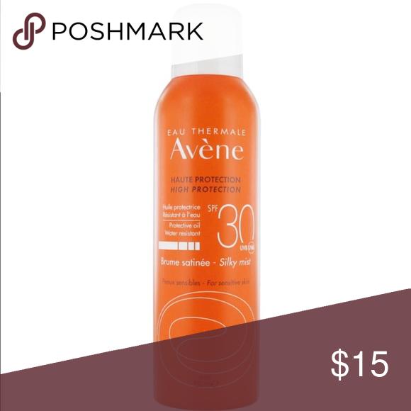 Avène SPF 30 Silky Mist Protective Oil (Face,body) Avène